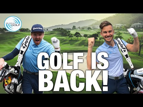 The Best Tips For Returning To The Golf Course! | ME AND MY GOLF