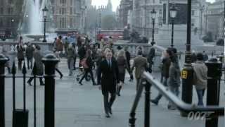 SKYFALL LONDON VIDEOBLOG