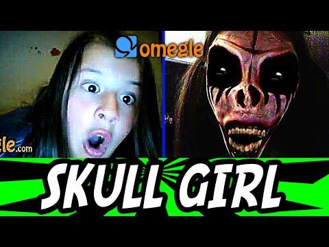 Baixar Skull Girl Scare on Omegle !