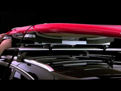 THULE SUP Taxi XT Stand Up Paddleboard Carrier