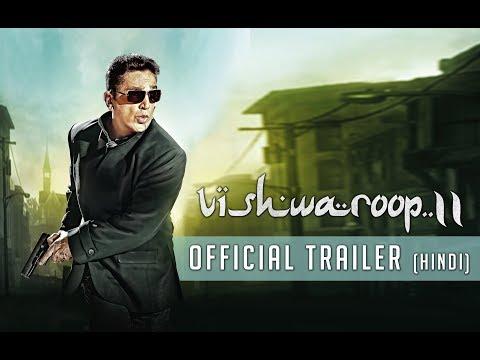 Vishwaroop 2 - Official Trailer - Kamal Haasan, Rahul Bose