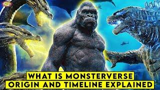 What is Monsterverse, Origin & Timeline Explained    ComicVerse