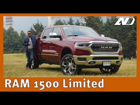 Ram 1500 Limited ?? - Para el patrón del patrón