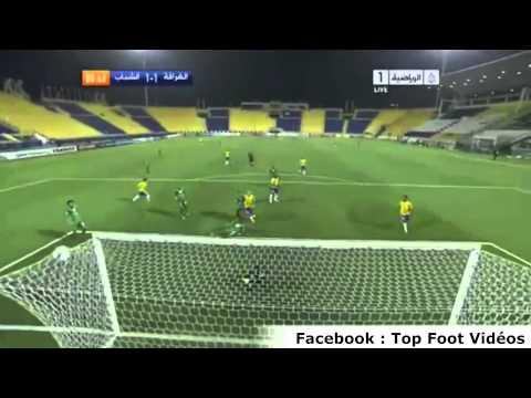Aruna Dindane marque encore des buts ! (Al-Gharafa SC 2 - 1 Al Shabab)