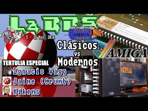 Noticias 5-11 Nov. 2016 Tertulia Amiga Clásicos vs Modernos con Jaime(Crumb),Kikems e Ignacio Vago