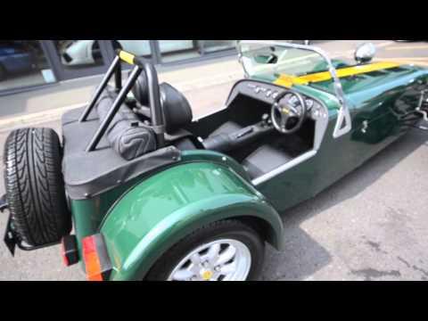 Caterham Super Seven Roadsport 125 - Amari Super Cars
