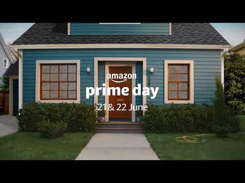 amazon.co.uk & Amazon Promo Codes video: Amazon Prime Day - 21 & 22 June