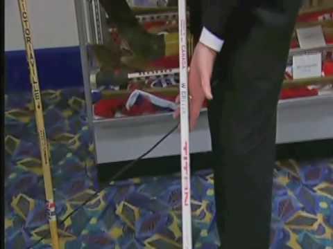 Kenny McCudden Stick Exhibit