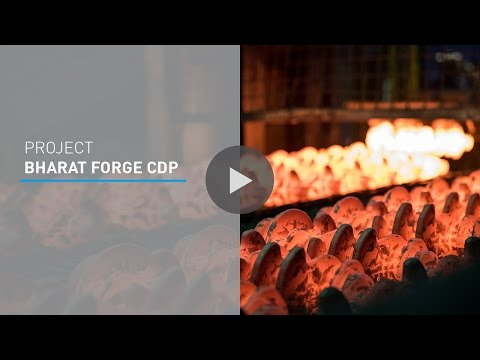 Project video automation technology - BHARAT FORGE CDP