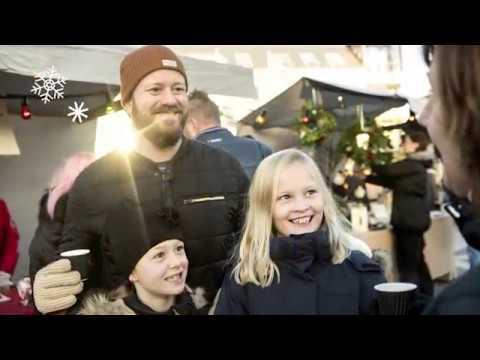 Jul i Kungsbacka