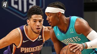 Phoenix Suns vs Charlotte Hornets - Full Game Highlights | December 2, 2019 | 2019-20 NBA Season