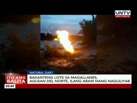 PANOORIN | Nagliliyab na lupa sa Agusan del Norte, sumpa o swerte?