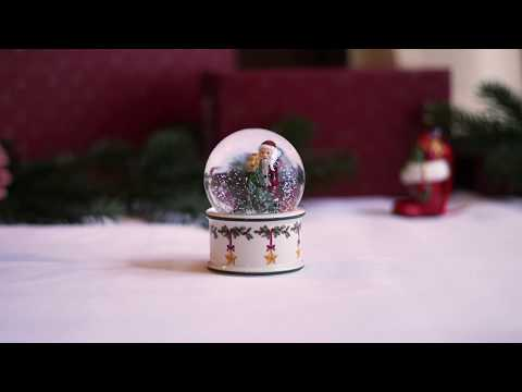 Christmas Toys - Snow Globe   FESTIVE CHRISTMAS IDEAS   Villeroy & Boch