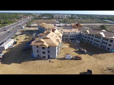 American House Fort Myers ConstructionVideo