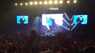 Modern Talking in Vietnam at Private concert VPBank