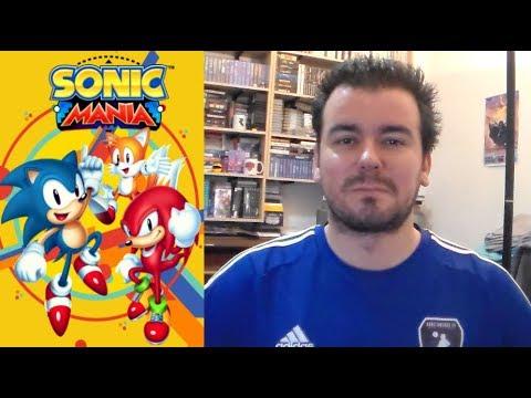SONIC MANIA - Mi opinión / Análisis del nuevo juego de Sonic