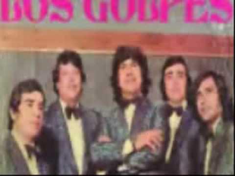 LOS GOLPES. OLVIDARTE NUNCA.