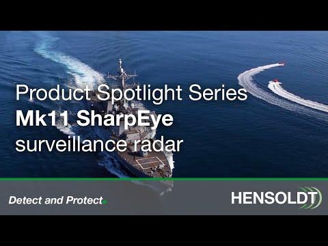 HENSOLDT Product Spotlight Series - Mk11 SharpEye Surveillance Radar