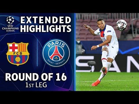 Barcelona vs. Paris Saint-Germain: Extended Highlights | UCL on CBS Sports