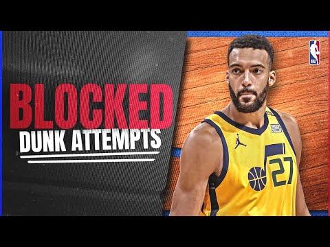 16 min of the Best Blocks on Dunk Attempts of the 2020-21 NBA Season ?