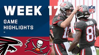 Falcons vs. Buccaneers Week 17 Highlights | NFL 2020