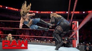 Nia Jax vs. Mickie James: Raw, July 2, 2018