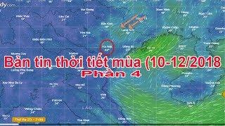 Dự báo thời tiết 22/10: Không khí lạnh tràn về gây mưa diện rộng ở Bắc Bộ