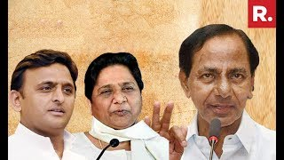 KCR Third Front: Mamatha- Patnaik Remain Non-Committal..