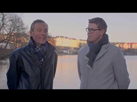 Andreas tar över efter Harald som VD