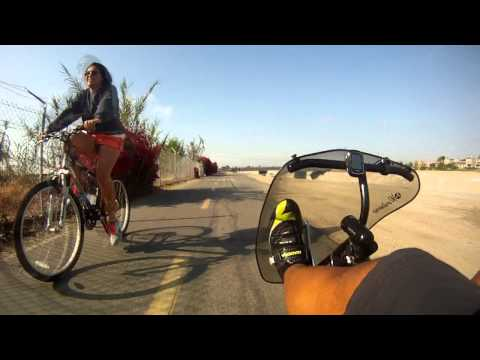Black Pearl Riding Orange County with Carlton