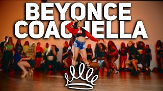 Beychella Homecoming mix   Beyonce   Aliya Janell Choreography   Queens N Lettos
