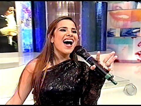 Baixar Wanessa Camargo - O Amor Não Deixa - É Show com Adriane Galisteu (2001)