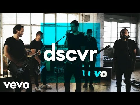 Lonely The Brave - Backroads - Vevo dscvr (Live)