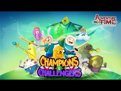 Champions and Challengers - Adventure Time Launch Trailer