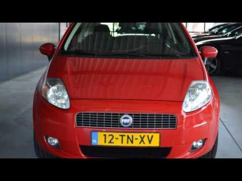 Fiat Grande Punto 1.4-16V SPORT Airco ECC Licht metaal Inruil mogeli
