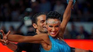 Латиноамериканские танцы. Чемпионат европы, г.Краснодар