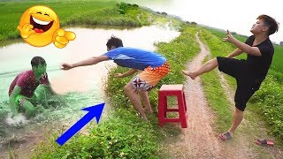 TRY NOT TO LAUGH CHALLENGE 😂 😂 Comedy Videos - Compilation from SML Troll #2