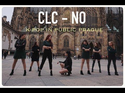 [K-POP IN PUBLIC PRAGUE] CLC (씨엘씨) - NO dance cover by DfeatU