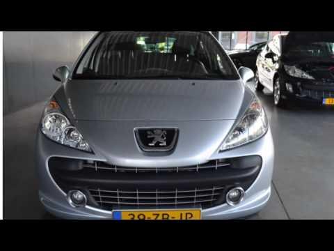 Peugeot 207 SW 1.6 HDI XS PREMIÈRE Airco ECC Cruise control Pa