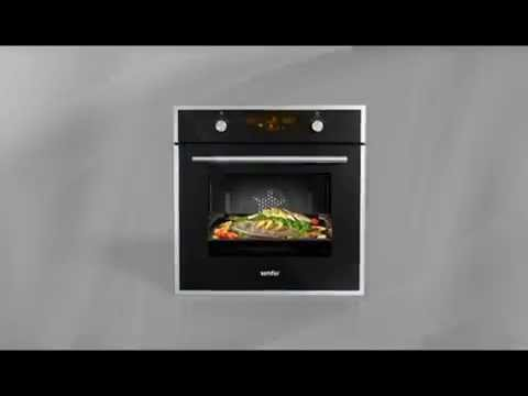 Quadra Ankastre Fırın Reklamı - II