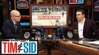 Did Disallowed Avalanche Goal Taint Sharks' Game 7 Win? | Tim and Sid