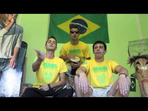 Manda - Brazil ( Official Video  2014 )