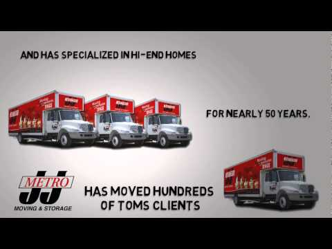 Orlando Residential Moving Referral, J&J Metro Moving and Storage