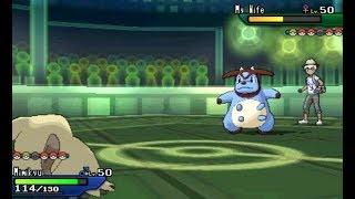 Pokémon Wi-Fi Battle #964 (Killer Nacho vs mistermean718)