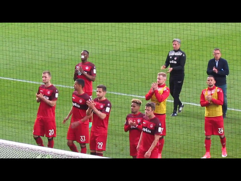 1 Kaiserslautern vs St. Pauli