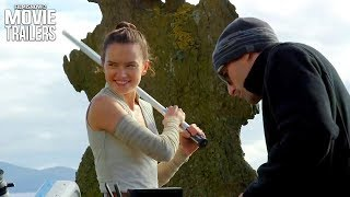 Star Wars: The Last Jedi | New featurette shows off Daisy Ridley's light saber training