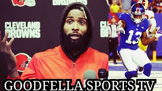 GQ Ask Odell Beckham Jr Was He Gay During Interview!!!