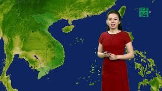 Thời tiết 12h ngày 18/07/2019   Áp thấp nhiệt đới di chuyển ra khỏi Biển Đông  VTC14