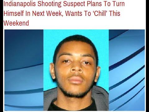 "Man Shoots 5 People Then Tells Police ""I'll Turn Myself In After I CHILL this Weekend''"