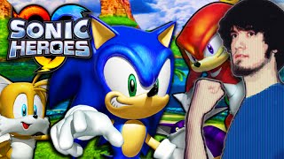 Sonic Heroes - PBG